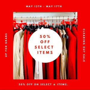 50% OFF SELECT ITEMS 🐶‼️ LIMITED TIME ONLY.